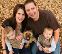 Picture of Family - Life insurance Knoxville Tennessee